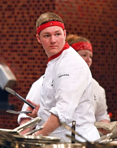 Patyon's In Over His Head - tall - Hell's Kitchen Season 20 Episode 6