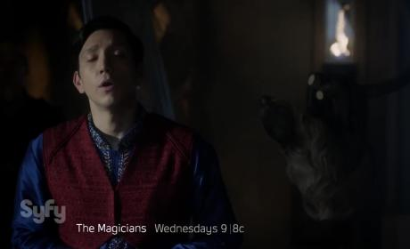 The Magicians Sneak Peek: Eliot Plots a Rumble