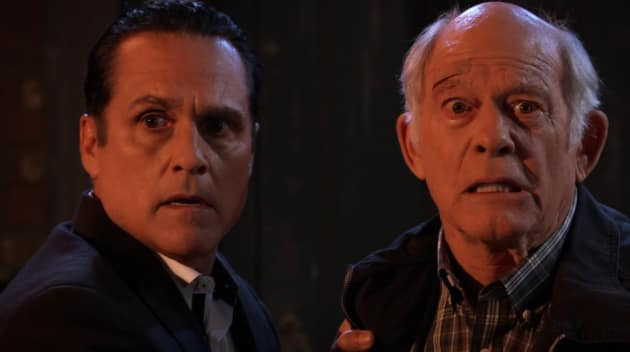 Sonny and Mike's Horror - General Hospital