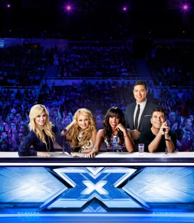 The X Factor Season 3 Team