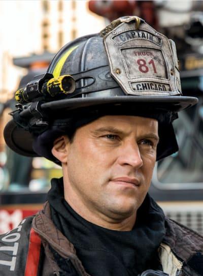 Casey called - Chicago Fire Season 9 Episode 5