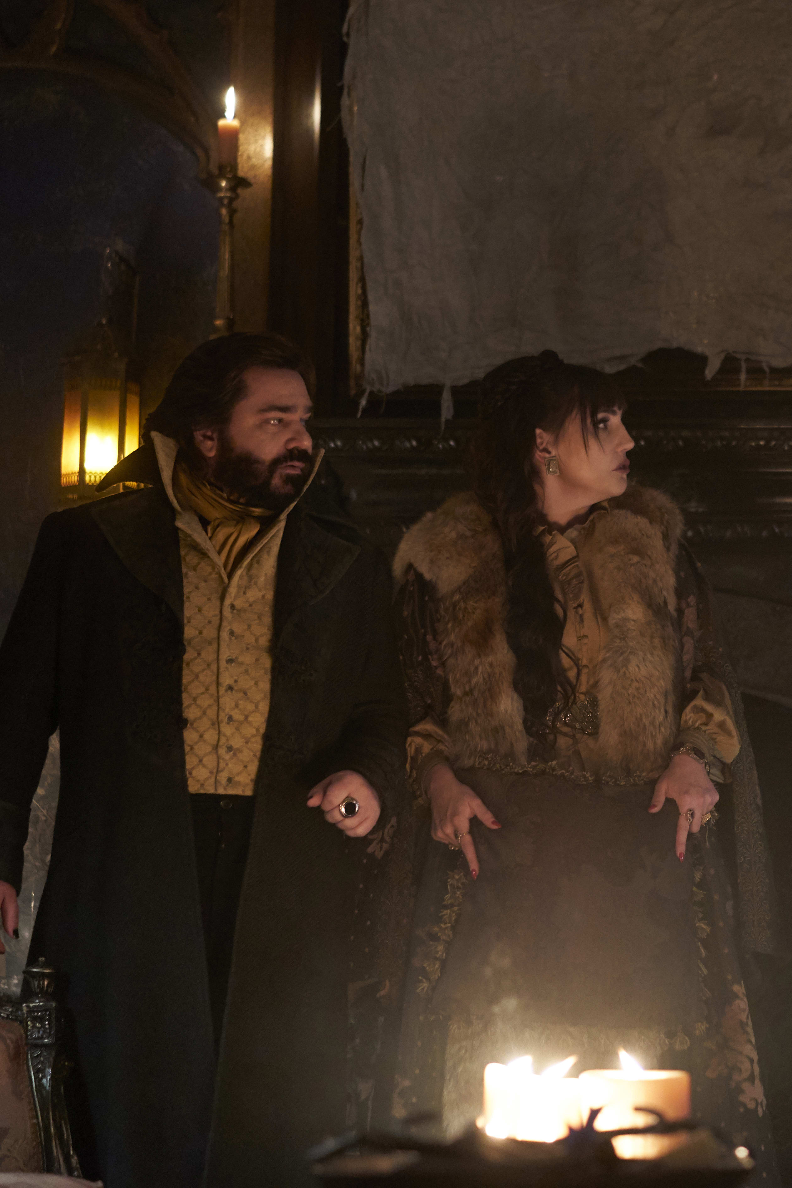 What We Do In The Shadows Season 1 Episode 3 Review Werewolf Feud