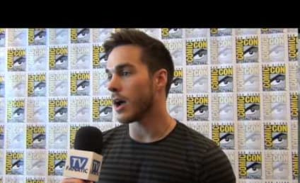 Chris Wood Looks Back on The Vampire Diaries, Ahead to Containment
