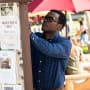 Chidi posts flyers - The Good Place Season 3 Episode 1