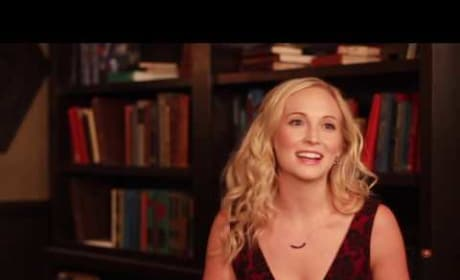 Candice King Previews The Vampire Diaries Season 8