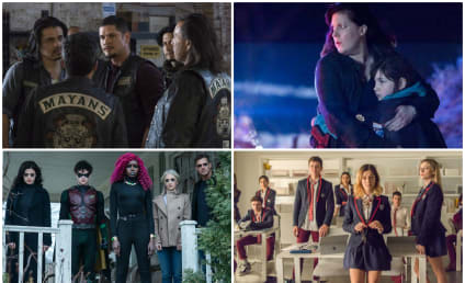 What to Watch Next Week: Younger Finale, Titans and Mayans M.C. Return, Cheerleaders Take Over Lifetime