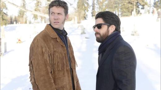 Fargo - Mr. Wrench and Mr. Numbers