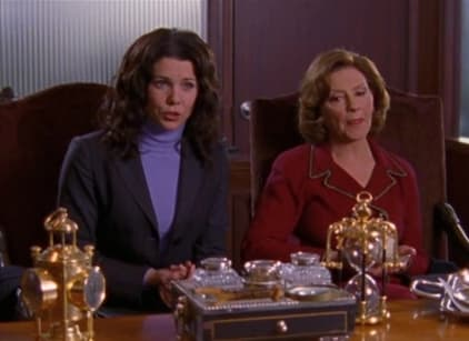Watch Gilmore Girls Season 2 Episode 11 Online