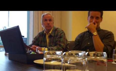 Henry Winkler - Royal Pains - ATX Interview