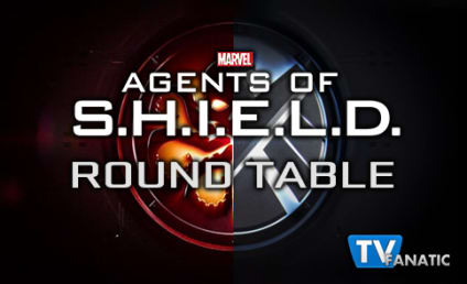 Agents of S.H.I.E.L.D. Round Table: Simmons Exposed