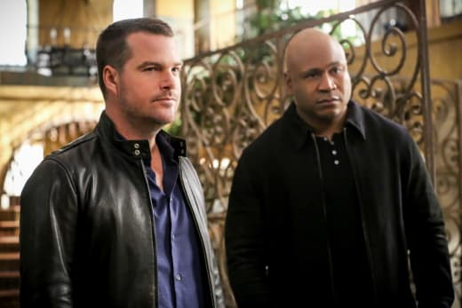 Serious Situation - NCIS: Los Angeles Season 9 Episode 13