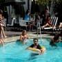Enjoying a Swim - Lucifer Season 3 Episode 1