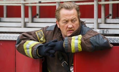 Mouch Contemplates - Chicago Fire Season 5 Episode 9