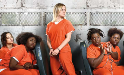 29 TV Characters Who Look Good in Orange