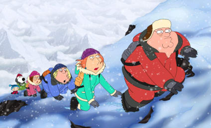 Family Guy Review: King of the Mountain