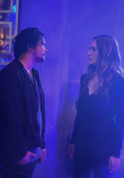 Bellamy and Echo - The 100 Season 6 Episode 4