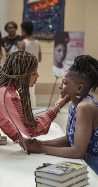 Nova Has a Fan - Queen Sugar Season 4 Episode 4