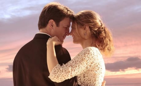 Married at Last - Castle Season 7 Episode 6