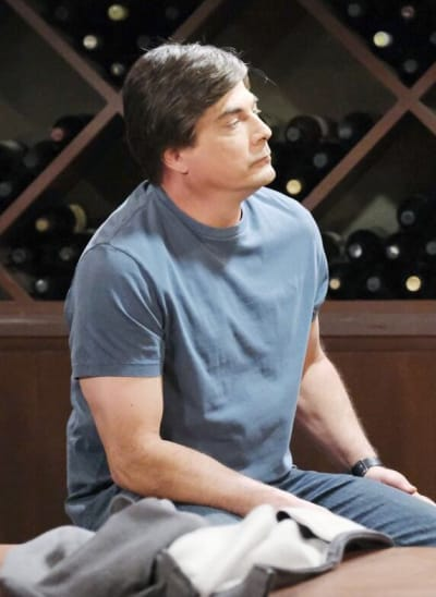 Trying to Make a Deal / Tall - Days of Our Lives