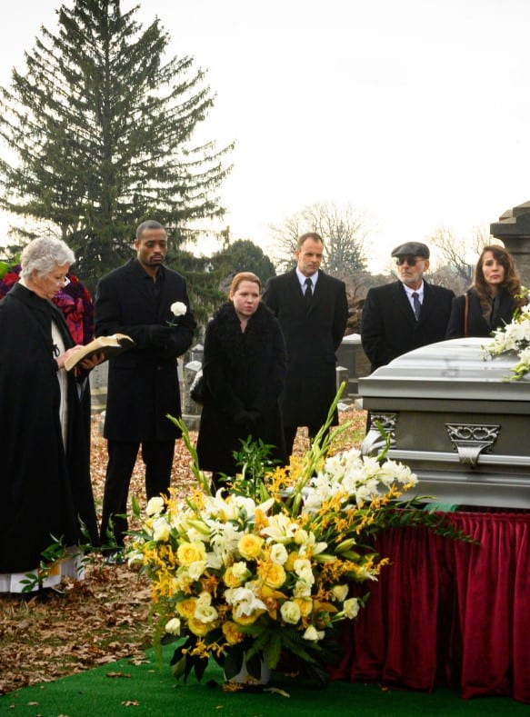 Graveside Ruse - Elementary Season 7 Episode 13