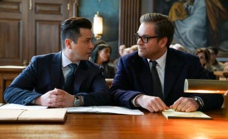 Proving Their Client Innocent - Bull