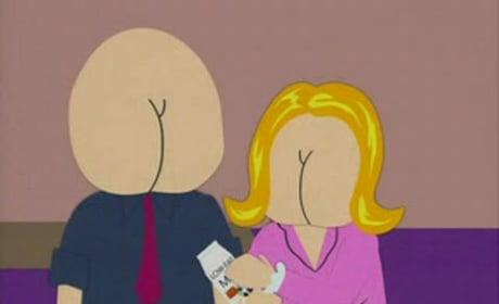 Butt Faces Picture