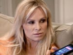 Tamra Gets a Shock