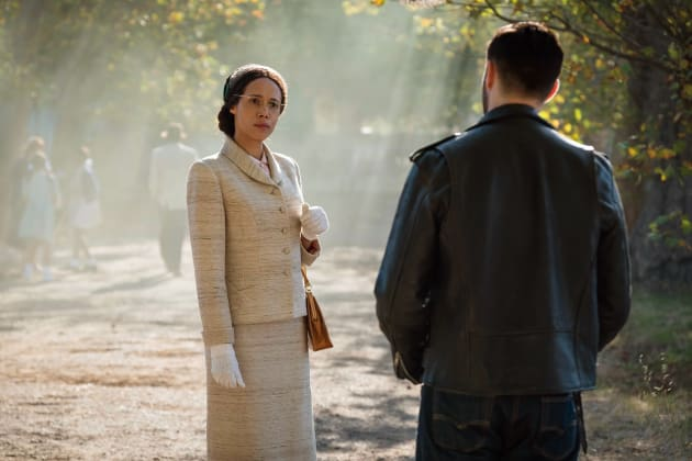 Rosa and Krasko - Doctor Who Season 11 Episode 3