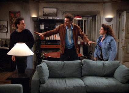 Watch Seinfeld Season 3 Episode 16 Online