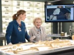 Betty White Guest Stars - Bones