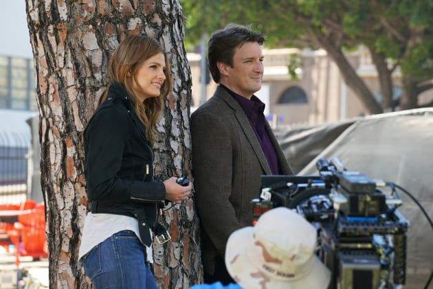 Good to See Them Smile - Castle Season 8 Episode 22