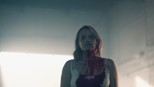 OfJune by June and for June - The Handmaid's Tale Season 2 Episode 1