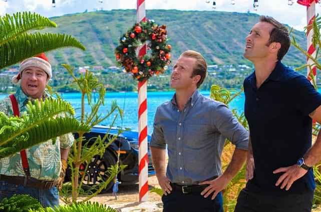 """""""Please hold for Mr. Malcontent."""" -- Hawaii Five-0"""