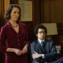 Nadine and Matt - Madam Secretary Season 3 Episode 18