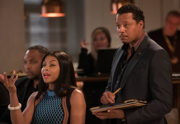 Cookie Is Taken Off Guard - Empire