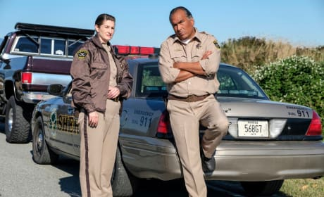 Sargent Phillips - Supernatural Season 13 Episode 6