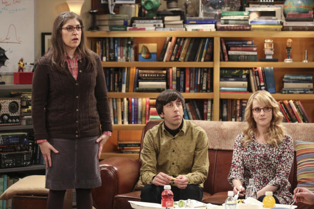 We're Shocked! - The Big Bang Theory Season 10 Episode 18