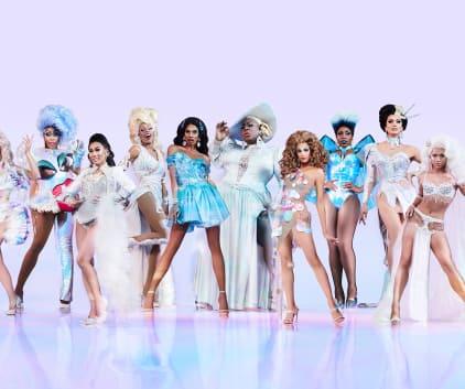 RuPaul's Drag Race All Stars Season 4 Cast
