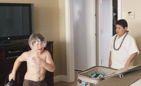 Manny and Luke
