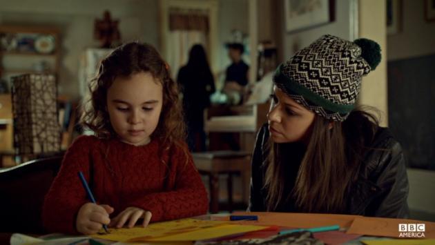 Kira on Orphan Black