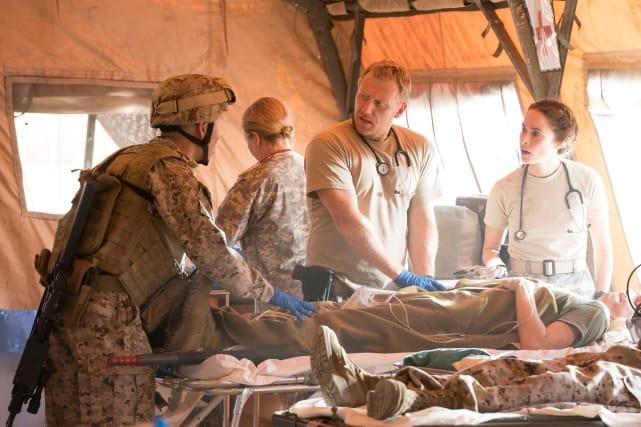 Badass Hunts - Grey's Anatomy Season 14 Episode 5