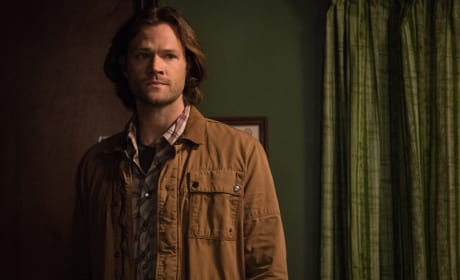 Sam is sad - Supernatural Season 12 Episode 21