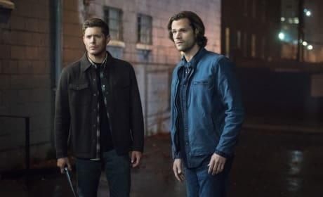 Sam And Dean - Supernatural Season 13 Episode 9