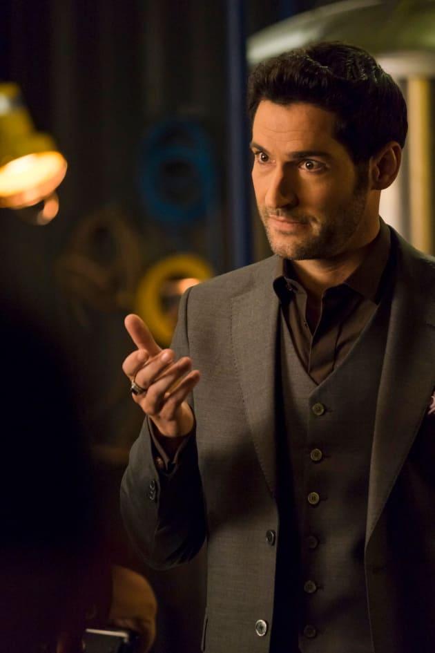 A Shocked Lucifer Season 3 Episode 5