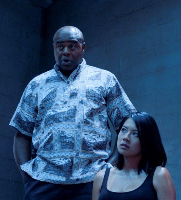 On the Hot Seat - Hawaii Five-0 Season 8 Episode 18