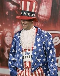 Uncle Sam: American Idol Style