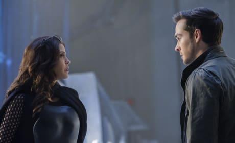 Confronting Mom - Supergirl Season 2 Episode 17