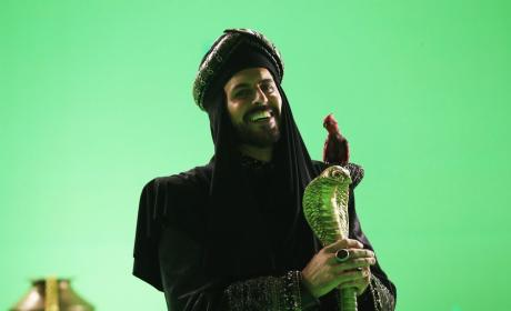 Jafar is All Smiles - Once Upon a Time Season 6 Episode 5