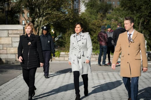 A Powerful Family - Law & Order: SVU
