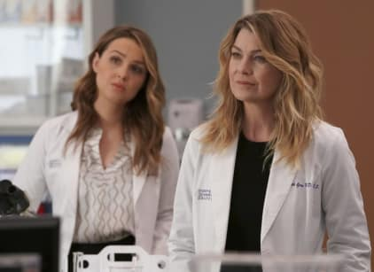 Watch Grey's Anatomy Season 14 Episode 14 Online
